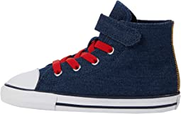 Chuck Taylor® All Star® 1V Denim - Hi (Infant/Toddler)