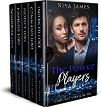 The Power Players Series: BWWM Bad Boy Complete 5 Book Boxset