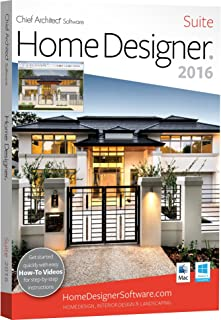 home designer suite 2016