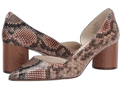 Anne Klein Nadella (Natural Multi Leather) Women