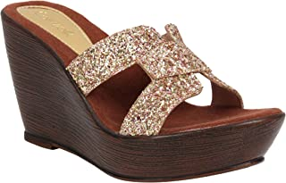 Catwalk Women's Leather Fashion Sandals