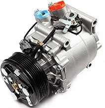 SCITOO Compatible with AC Compressor and Clutch CO 10541AC fits 1997-2001 Honda Prelude 2.2L 2001 Honda Civic Acura EL 1.7L