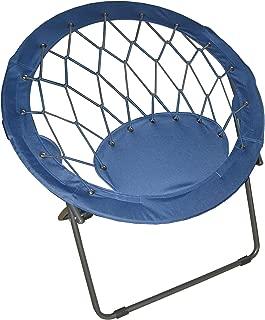 Zenithen IC504S-BUN3-TV1 Bungee Chair, Blue