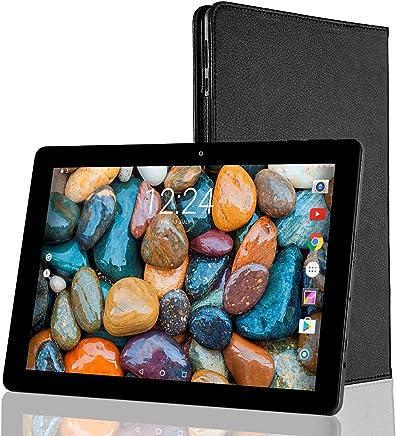 $99 Get 10.1 Inch Android WiFi Tablet – Winnovo VTab 2GB RAM+16GB Storage Quad Core Android 6.0 1280x800 HD IPS Touchscreen 2MP+5MP Camera GPS Bluetooth Google Certified YouTube Netflix CNN, Single Speaker