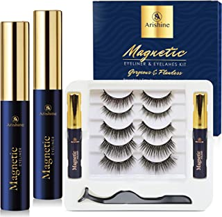 Arishine Magnetic Eyeliner And Lash Kit