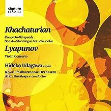 Violin Concerto in D Minor, Op. 61: III