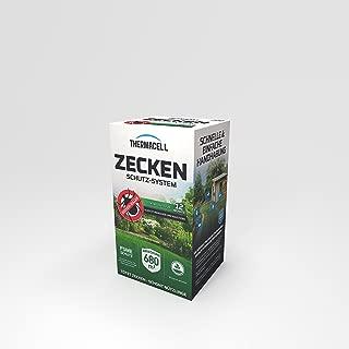 Thermacell 16er-Pack TC-ZS16 Zeckenschutz 16 St, Weiß