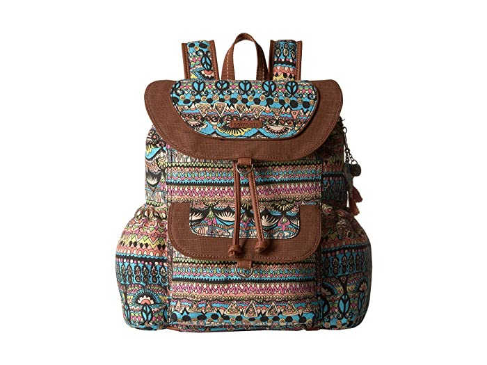 e16666f23 Sakroots Sakroots Artist Circle Flap Backpack at Zappos.com