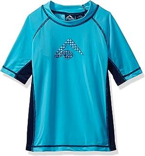 قميص سباحة Kanu Surf للأولاد من Haywire بعامل حماية من أشعة الشمس 50+ للحماية من أشعة الشمس