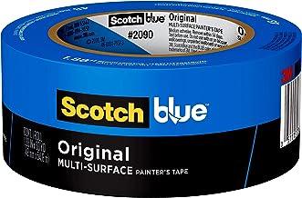 ScotchBlue Original Multi-Surface Painter's Tape, 2090, 1.88 inch x 60 yard, 1 Roll