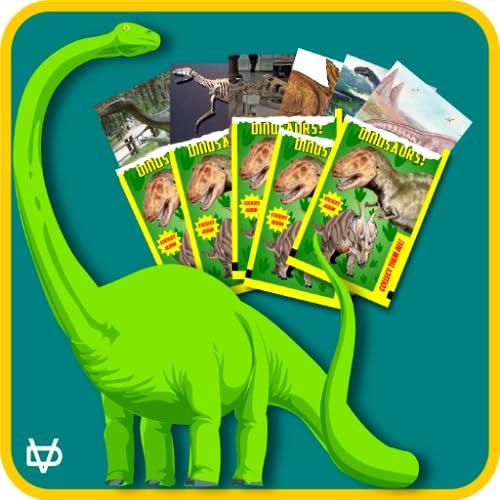 Dinosaurios Album de Cromos