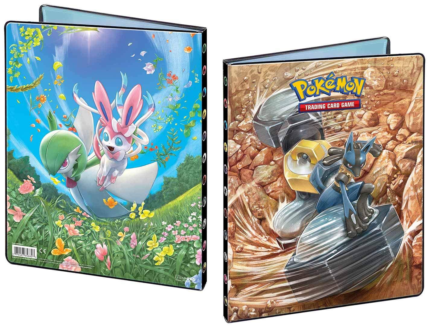 Pokemon Cahier Soleil Lune Alliance Infaillible Sl10 Capacite De Rangement 252 Cartes 85880 Accessoires Amazon Fr Jeux Et Jouets