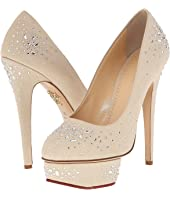 Charlotte Olympia - Bejewelled Dolly