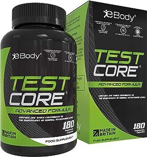 comprar comparacion Testcore para hombres contiene zinc, que ayuda a mantener los niveles normales de testosterona, aporta vitaminas y extract...