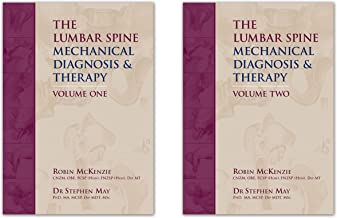 The Lumbar Spine: Mechanical Diagnosis & Therapy, 2 Vol Set (801-2)