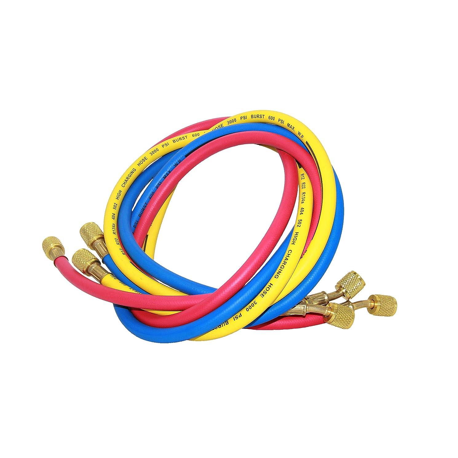 Joyway (600-3000) PSI 3 Color 1/4