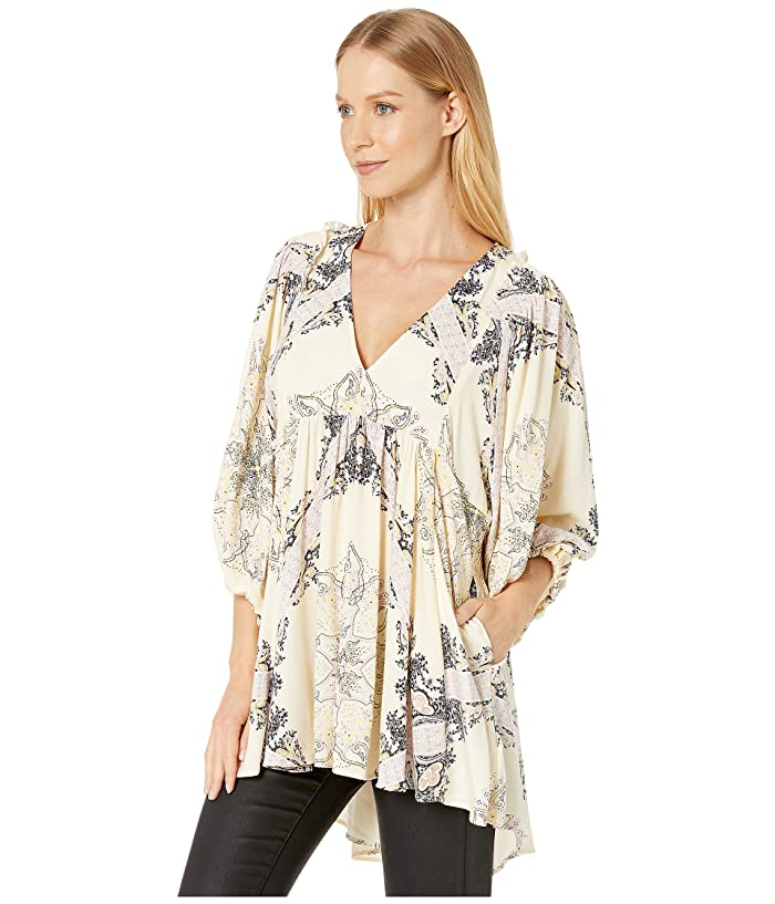Free People Girl Talk Tunic - Ropa Camisas Y Tops