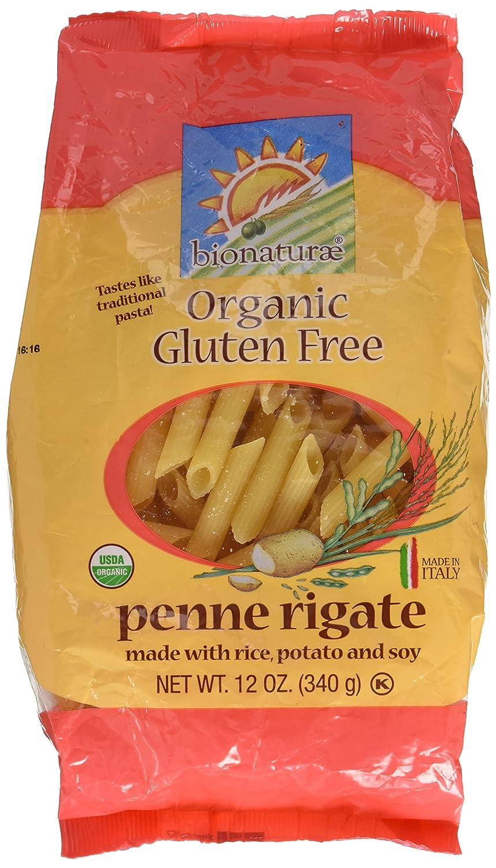 Max 73% OFF Bionaturae Pasta Gf Rigate Org Penne New item