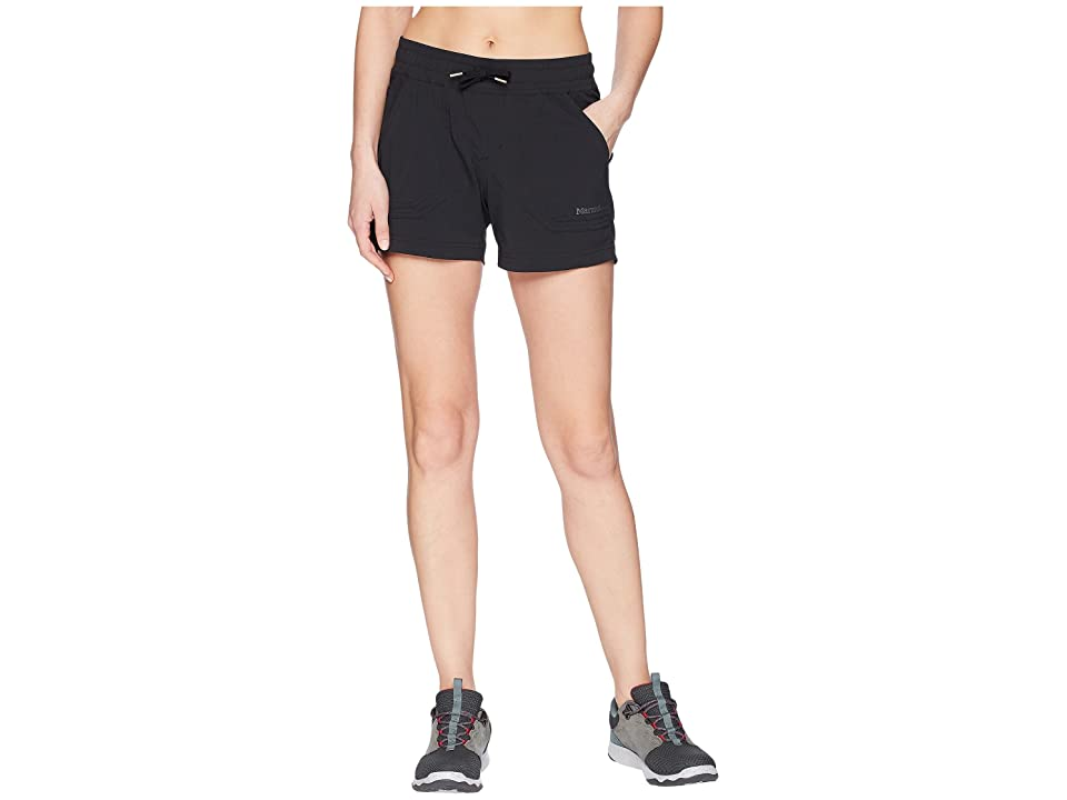 Marmot Harper Shorts (Black) Women