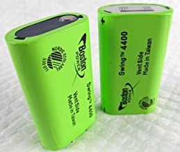 84-Pack Boston Power Swing 4400 mAh Rechargeable High Drain Lithium Battery (Quantity 84)