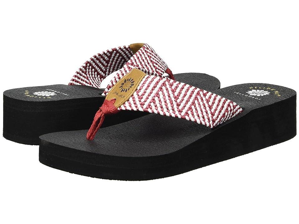Yellow Box Silma (Fuchsia) Girls Shoes
