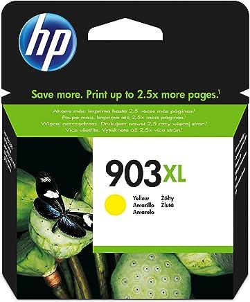 HP T6M11AE (903XL) Yüksek Kapasiteli Mürekkep Kartuş 825 Sayfa, Sarı