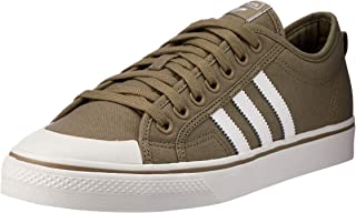Adidas Nizza Mens Sneakers Green