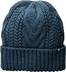 bbcb3a00871b60 The North Face. Cable Minna Beanie. $34.95. 5Rated 5 stars out of 5. Blue  Wing Teal
