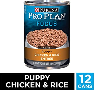 purina pro plan focus puppy wet food
