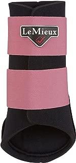 LeMieux ProSport Grafter Brushing Boots Blush Pink Large
