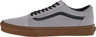 Vans VN-0A38G1U40: Mens Old Skool Alloy/Black/Gum Sneakers (7.5 D(M) US Men)