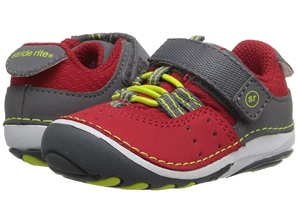 Stride Rite SM Amos (Infant/Toddler) (Red) Boy