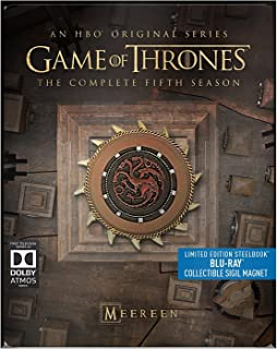Game Of Thrones: The Complete Fifth Season [Blu-ray Steelbook]