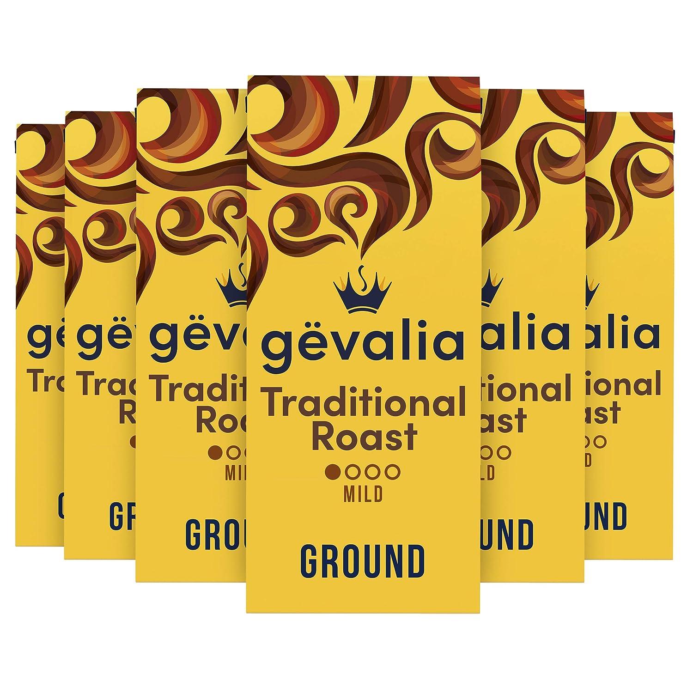Gevalia Traditional Roast Mild Max 54% OFF Light Special Campaign Ground oz 12 Coffee