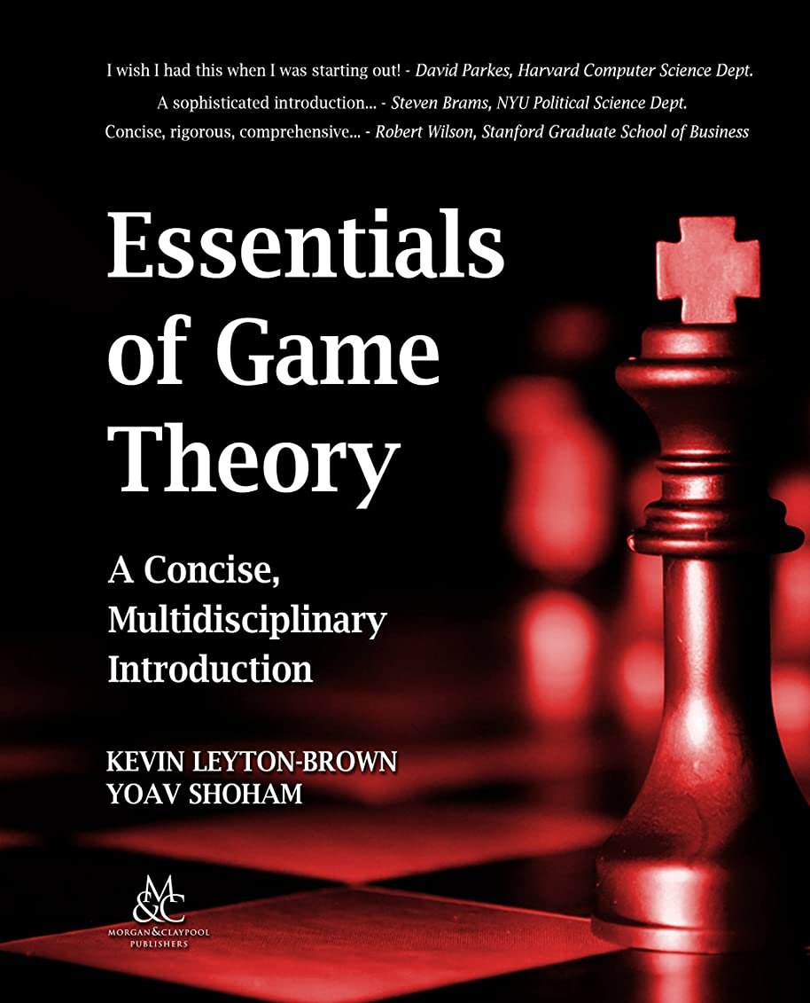 単語企業風刺Essentials of Game Theory: A Concise Multidisciplinary Introduction (English Edition)