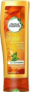 Herbal Essences Body Envy Volumizing Hair Conditioner 10.1 oz (Pack of 2)