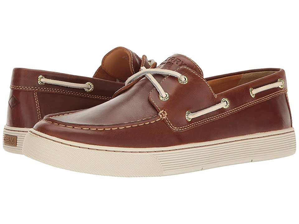 Sperry Gold Sport Casual 2-Eye w/ ASV (Tan) Men