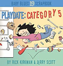 Playdate: Category 5: Baby Blues Scrapbook #19