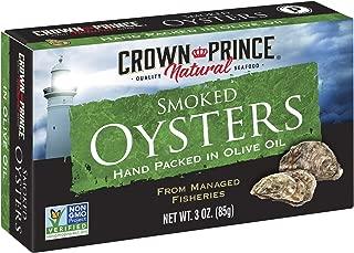 king oscar oysters