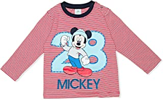Disney Pullover Top For Boys - Red, 18 Months
