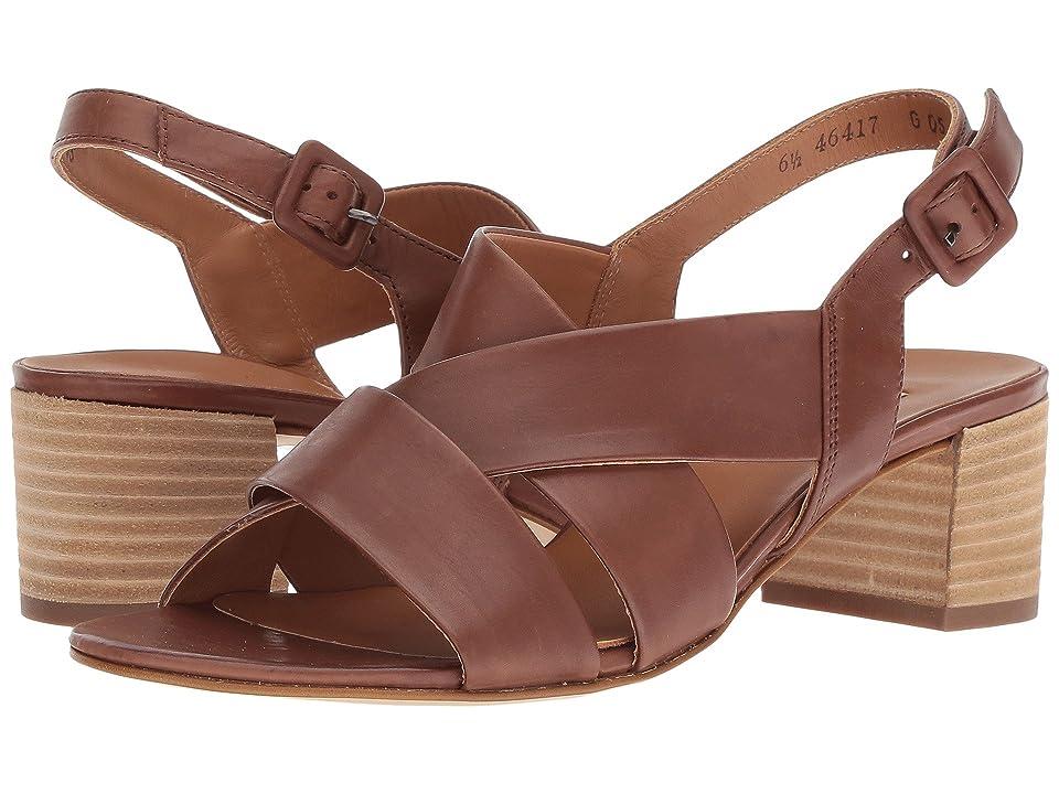 Paul Green Reese Sandal (Nougat Leather) Women