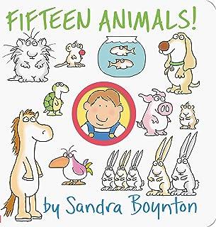 Fifteen Animals! (Boynton on Board)