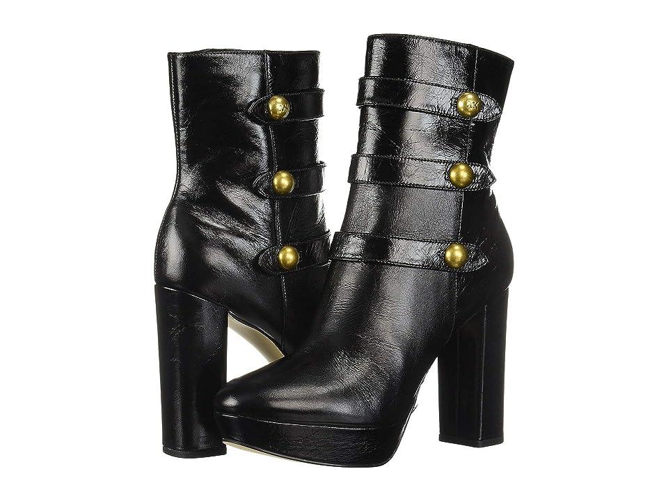 MICHAEL Michael Kors Maisie Ankle Boot (Black) Women