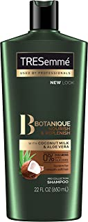 Tresemme Nourish & Replenish Botanique Shampoo, 22 Fl Oz (Pack of 4)