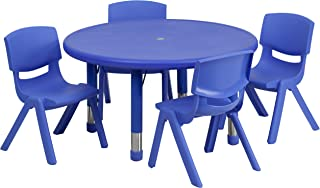 Best pediatric table and chairs Reviews