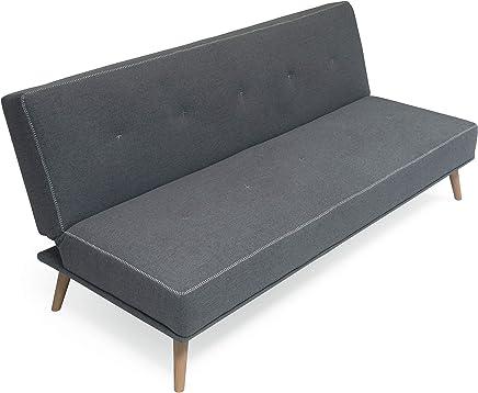 Amazon.es: sofa cama - 4 estrellas y más / Sofás / Salón ...