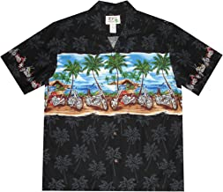 Harley Davidson Mens Hawaiian Button Shirt