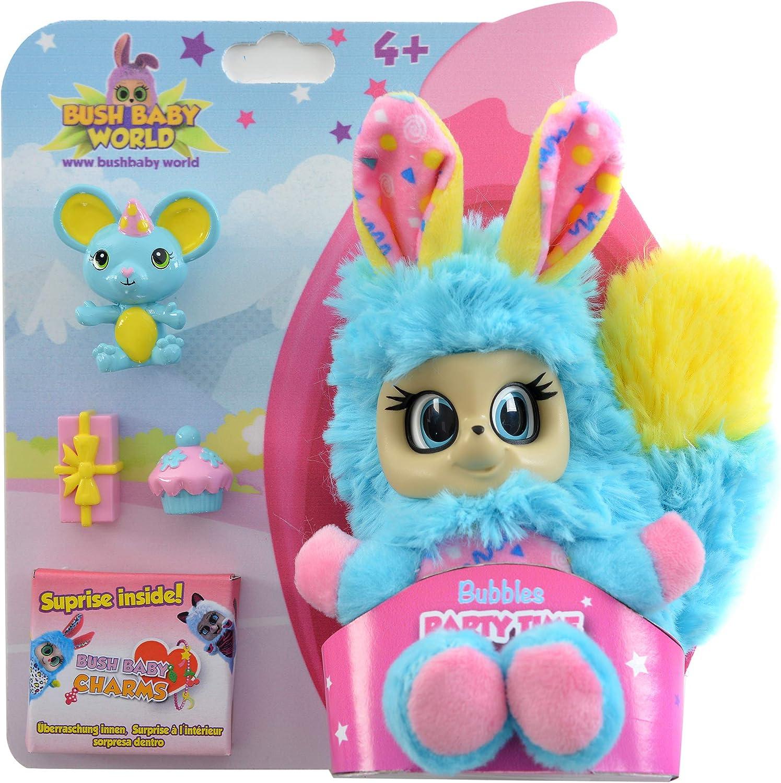 Bush Baby World Soft Toy with Pet Flower Power Flower Power