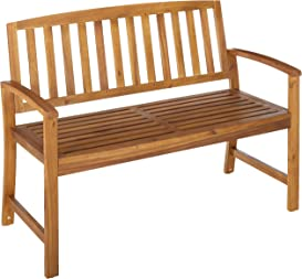 Explore benches for outside