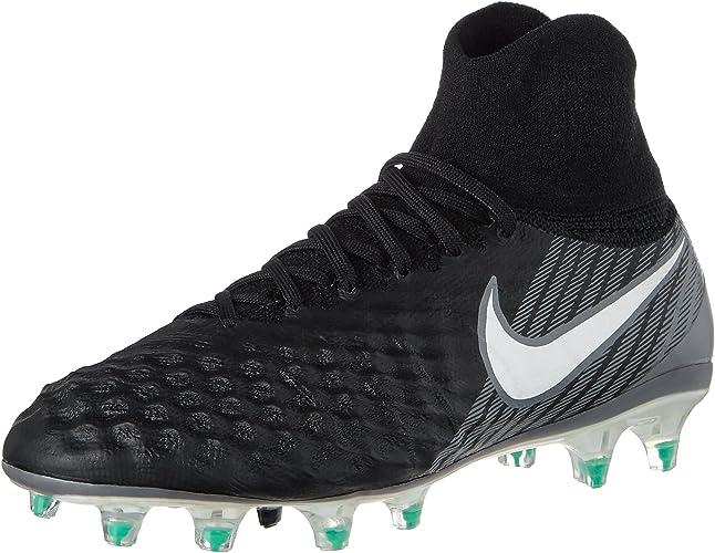 Nike Magista Obra II DF FG, Chaussures de Football Mixte Enfant